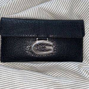 Guess By Marciano Black Wallet